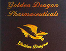 Golden Dragon Pharmaceuticals лого