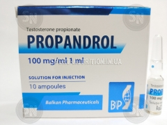 Balkan Testosterona Propionate 1ml amp