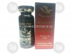 Golden Dragon Boldoged (Boldenone) 10ml vial